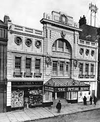 The Futurist opened in 1912 as the Lime Street Picturehouse, and was really an ornate Edwardian theatre, by Leeds architects Chadwick and Watson, designers of the famous Alhambra in Bradford.