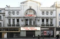 Back to the Futurist Cinema