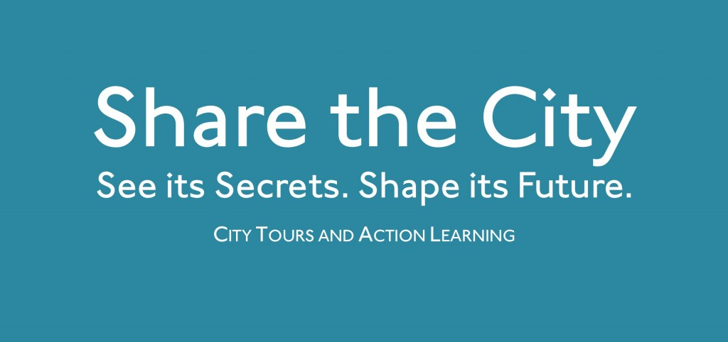 Share the City Logo