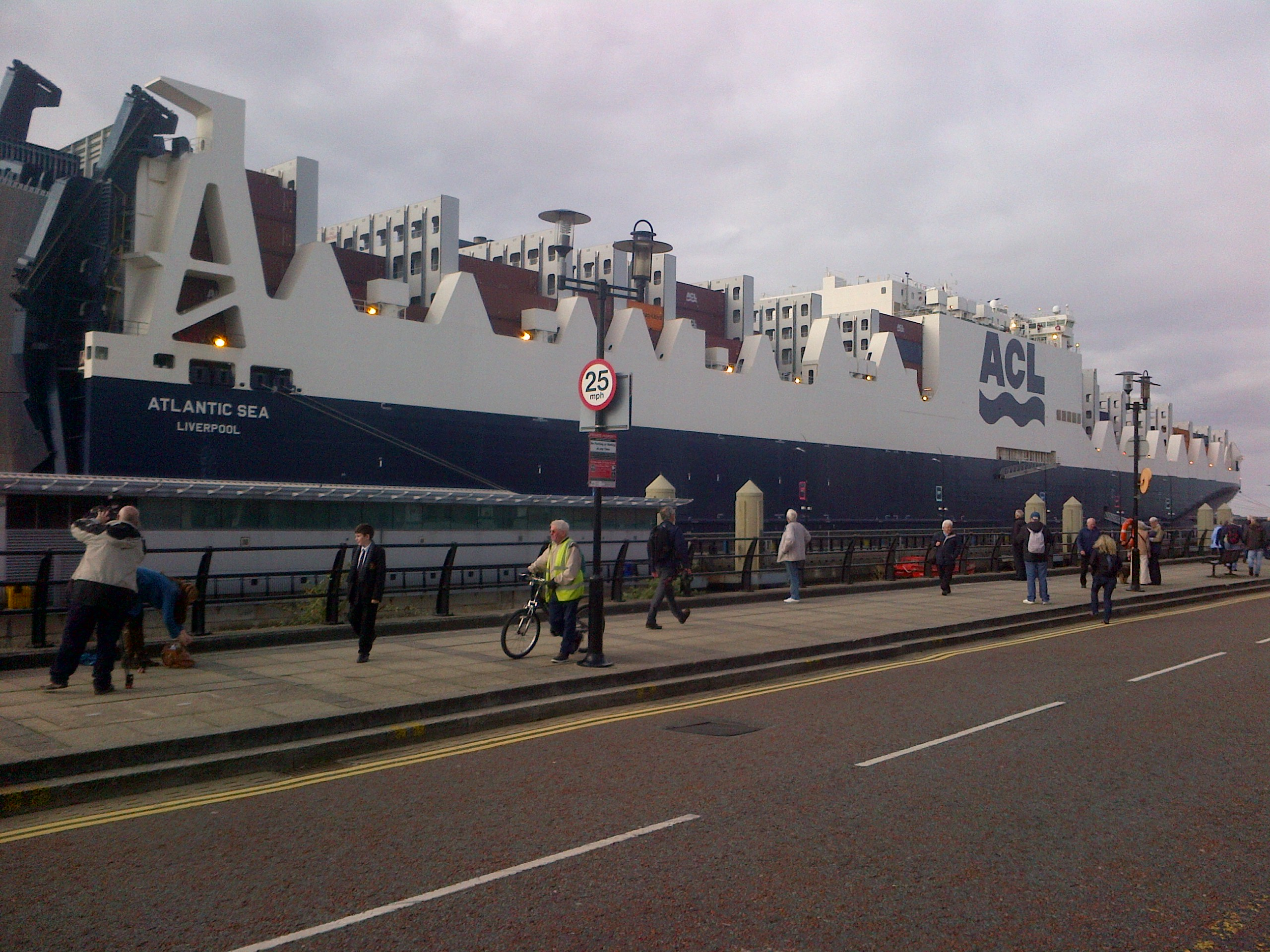 Cruise Liners Come Home To Liverpool Share The City Share The City - Cruise ships at greenock