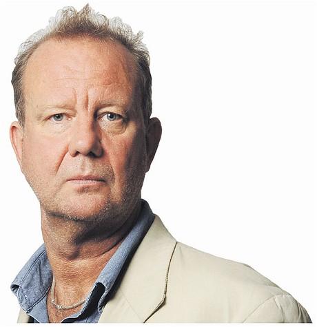 Ed Vulliamy, Guardian/Observer columnist and author.