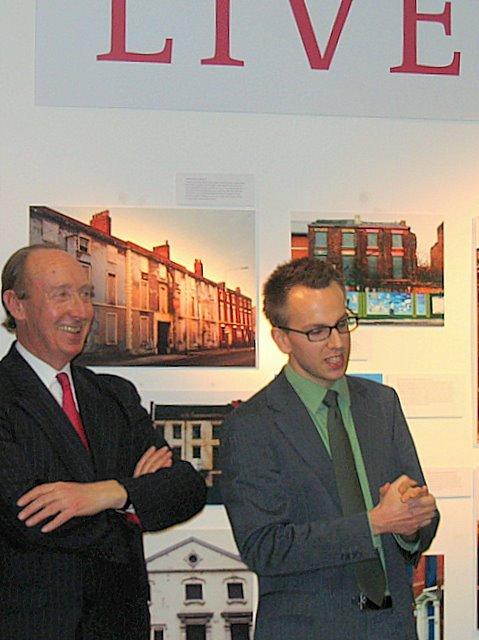 Marcus Binney CBE, Founder of SAVE Britain's Heritage; Author. Pic: Nemesis Republic