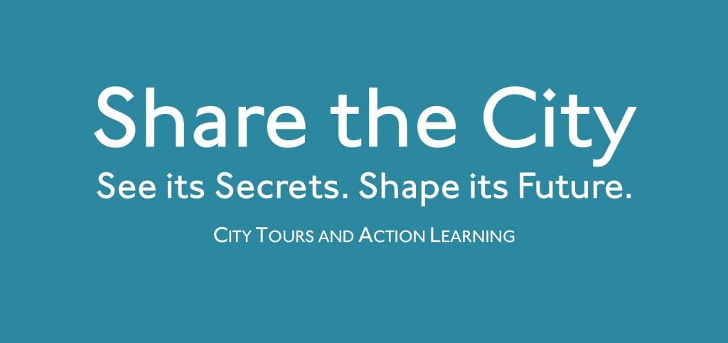 Share the City Logo