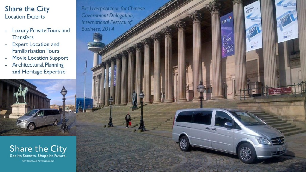 Liverpool tours and location experts