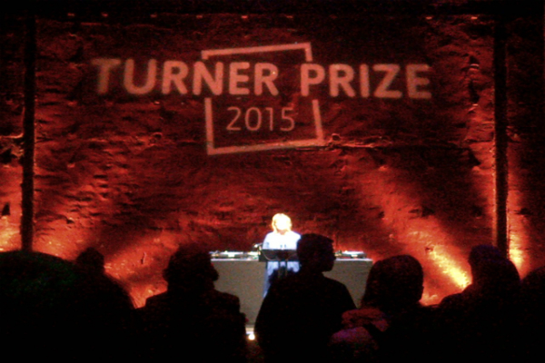 Turner Prize 2015 party, Glasgow Tramway Pic: SharetheCity.org