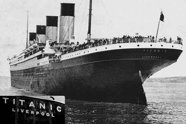 Titanic Liverpool Tour